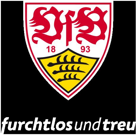 VfB Logo mit Claim