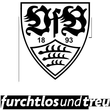 VfB Logo mit Claim Wasserzeichen